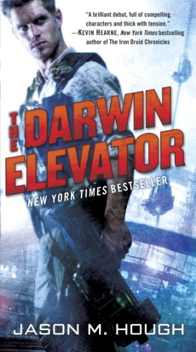 The Darwin Elevator: Dire Earth Cycle (The Dire Earth Cycle Book 1) cover
