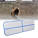 Cocoarm 9.84ft Air Track Tumbling Mat Inflatable Gymnastics Airtrack for Home Gym Gymnastics Training