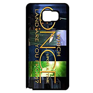 Beautiful Once Upon a Time Phone Case Cover For Samsung Galaxy Note 5 Once Upon a Time Design