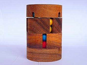 3D Puzzles Wooden Holz Puzzle Knobel Spiel Version 5