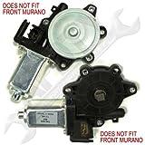 APDTY 853610 Power Window Lift Motor Fits Select