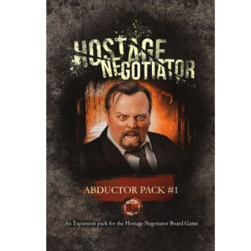 Hostage Negotiator Abductor Pack #1