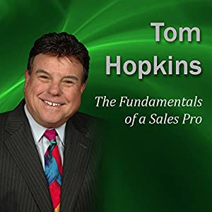 The Fundamentals of a Sales Pro Audiobook