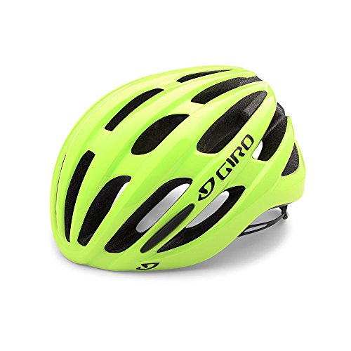 Giro Foray Road Cycling Helmet Highlight Yellow Medium (55-59 - Helmet Giro Accessories