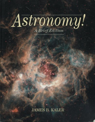 Astronomy! A Brief Edition