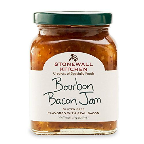 Stonewall Kitchen Bourbon Bacon Jam, 12.5 Ounce