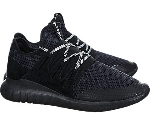 Adidas-Mens-Tubular-Radial-CoreblackCoreblack-Running-Shoe-95-Men-US