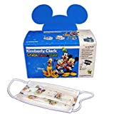 Kimberly-Clark Child Disney Face Mask - Case of 10 boxes, 75 masks per box by Kimberly-Clark