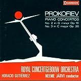 Prokofiev: Piano Concerto 2 & 3