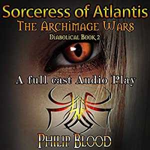 Sorceress of Atlantis Audiobook