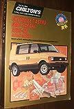 Chilton's Chevrolet: Astro/Gmc Safari 1985-90 (Chilton's Total Car Care Repair Manual)
