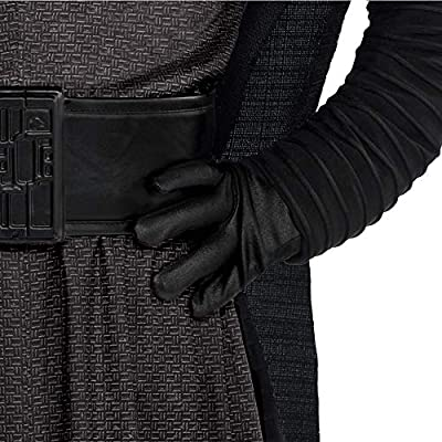 Costumes USA Star Wars 7: The Force Awakens Kylo Ren Costume Deluxe for Boys, Includes Robe, Mask, and More: Clothing