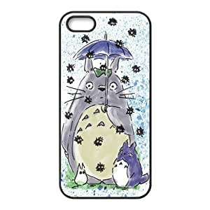 Custom Japanese Cartoon Chinchilla Design TPU Case Protector For Iphone 5 5S by lolosakes