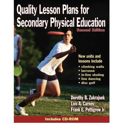 Download [(Quality Lesson Plans for Secondary Physical Education)] [Author: Dorothy Zakrajsek] published on (March, 2003) pdf