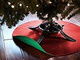 DiversiTech Reversible Christmas Tree Stand Mat
