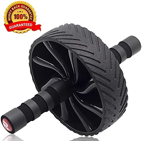 Redipo Ab Roller Wheel - Home Abdominal Exercise Equipment Core Workout - Ab Exercise Equipment as Abdominal Muscle Toner - Abs Roller Ab Trainer 1