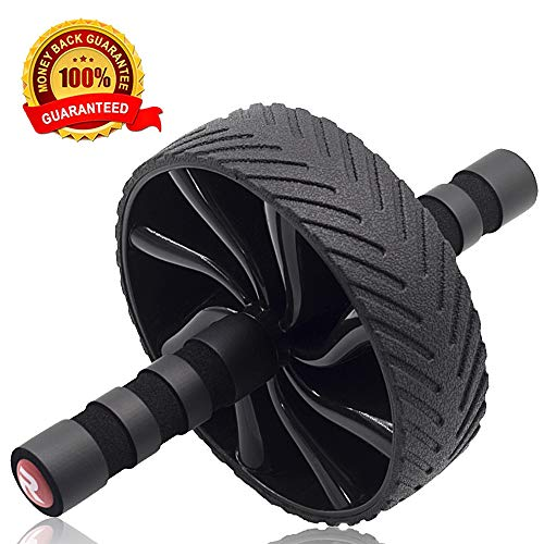 Redipo sports Ab Roller Wheel-Abdominal Exercise Roller Wheel as Core Training Fitness Equipment -Ab Workout Wheel for Home Gym with Non-Slip -