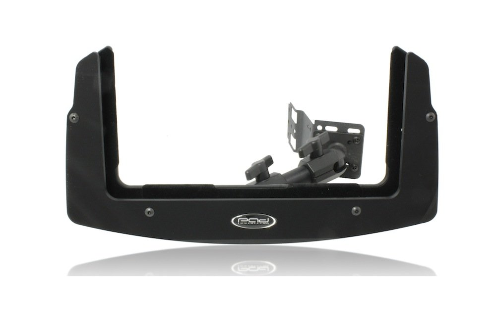 Padholdr Edge Series Premium Tablet Dash Kit for 97-07 Ford F-250, 350 SD, F450, F550, F650 and F750