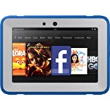 """OtterBox Defender Series Protective Case for Kindle Fire HD 7"""" with built-in screen protection, Blue (compatible uniquement avec Kindle Fire HD 7"""" [ancienne g�n�ration])"""