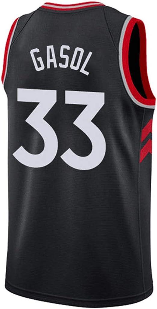 Jersey cl/ásico de los Toronto Raptors 1# McGrady XH-Sport Ropa de Baloncesto para Hombres 170CM//50~65Kg Uniforme de Ventilador Unisex de Tela Transpirable Cool All-Star Vintage,P/úrpura,S