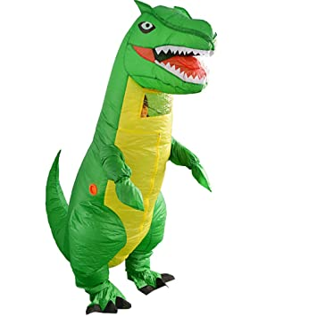 Zhanghaidong Inflables Blow Up Dinosaurio Adulto Halloween ...