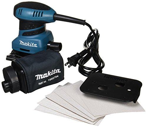 Makita BO4555 240V Palm Grip Sander