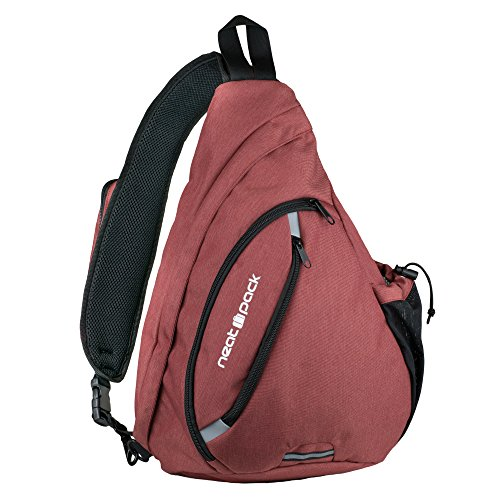 Versatile Canvas Sling Bag/Urban Travel Backpack | Wear Over
