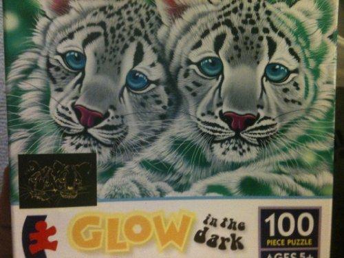 Ceaco Schimmel Glow - Friends Around The World Puzzle (100 Piece) by Ceaco