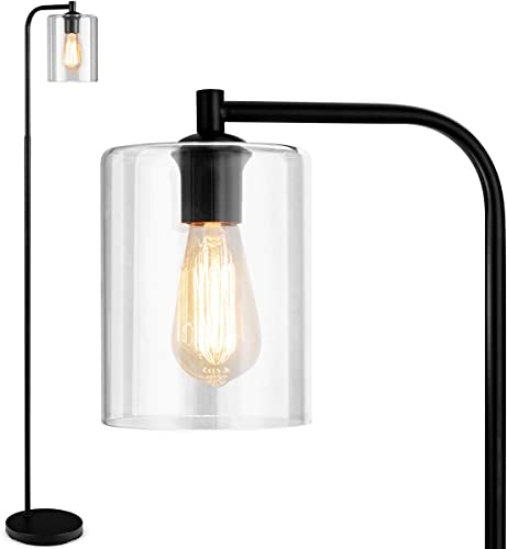 Tangkula Industrial Floor Lamp