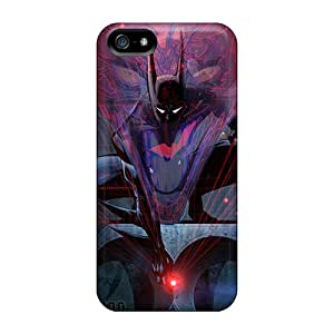 New MmR430wNUt Batman Beyond I4 Skin Case Cover Shatterproof Case For Iphone 5/5s
