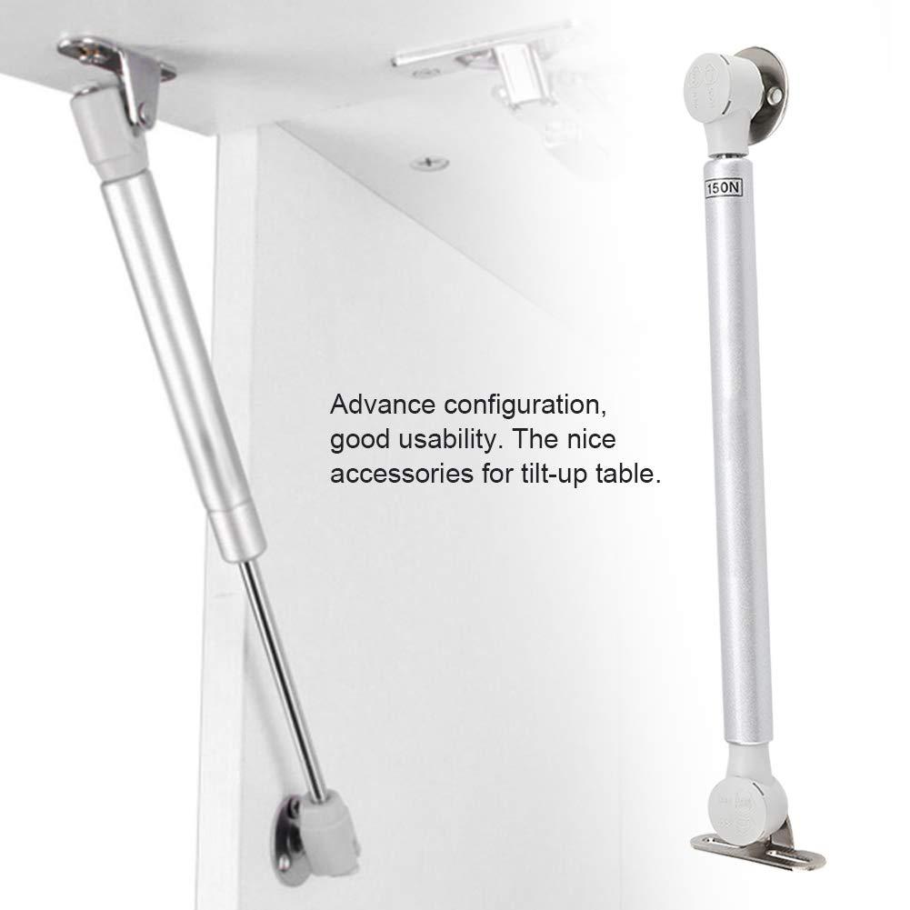 Bras Support de porte de charni/ère de porte de charni/ère de porte contrefiche de gaz pneumatique de suspension pneumatique damortisseur Porte V/érins /à gaz ressort Armoires cuisine support 20N-350N