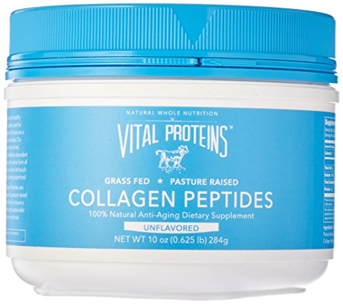 Vital Proteins Pasture-Raised, Grass-Fed Collagen Peptides (10 oz)