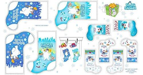 Snowman Panel - 9