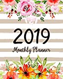 img - for 2019 Monthly Planner: A Year | 12 Month | January 2019 to December 2019 For To do list Journal Notebook Planners And Academic Agenda Schedule weekly monthly Calendar planner (Volume 2) book / textbook / text book