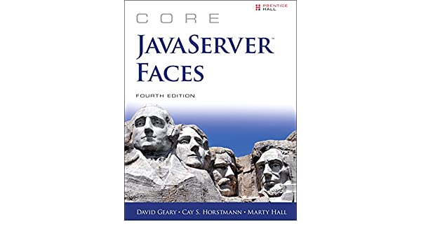 Core Javaserver Faces 3rd Edition Pdf