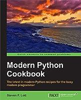 Modern Python Cookbook Front Cover