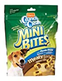 Hartz Crunch 'n Clean Mini Bites, Meaty Flavor – 9 oz. Pack, My Pet Supplies