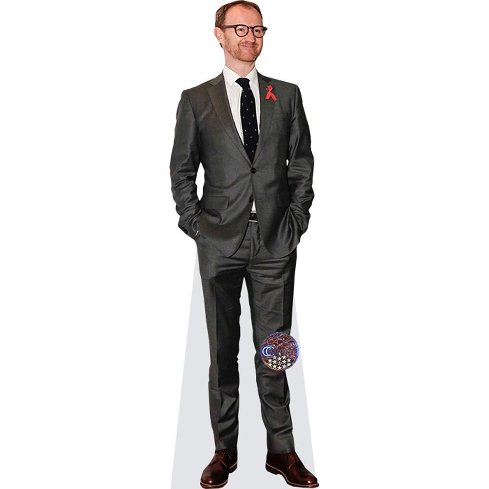 Mark Gatiss a grandezza naturale Celebrity Cutouts