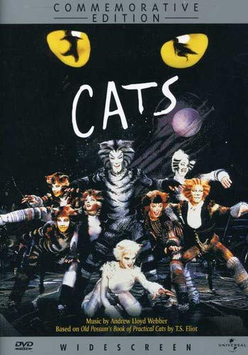 Cats: The Musical (Commemorative Edition) (American Musicals Dvds)