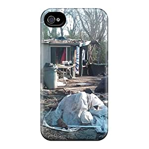 ChristopherWalsh Iphone 4/4s Shock-Absorbing Hard Cell-phone Cases Provide Private Custom Attractive Grateful Dead Skin [eNP4667iVWq]