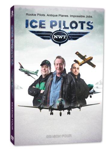 Ice Pilots NWT- Season Four - 3 DVD Set