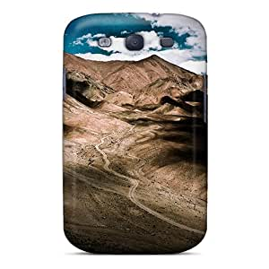 Case Cover Mountain Valley/ Fashionable Case For Galaxy S3