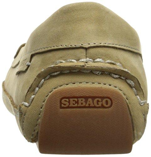Kedge Nubuck Penny Women's Sebago Flat Taupe w80qfpUOx
