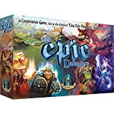 Tiny Epic Defenders 2nd Edition Strategy Board Game Adults, Teens Family