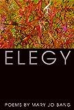 Elegy, Mary Jo Bang, 1555975402