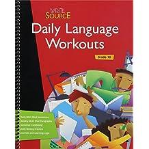 Write Source: Daily Language Workout Grade 10