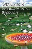 Advances in Environmental Research, Justin A. Daniels, 1612095844