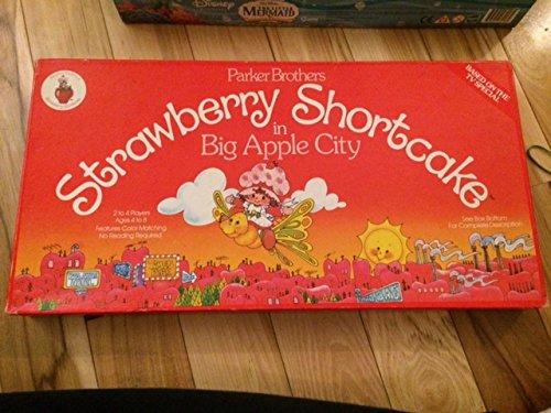 Strawberry Shortcake in Big Apple City - Strawberry Vintage Shortcake