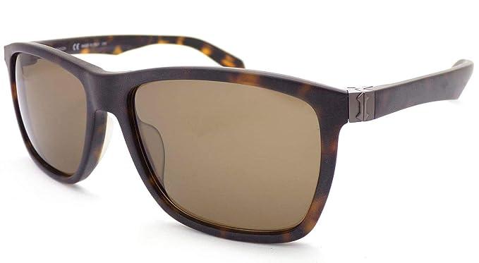 Dragon Oscuro Mate tortuga Brown DAN gafas de sol cuadradas ...
