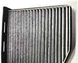 Volkswagen Genuine Cabin Air Filter, 1K1-819-653-B